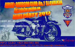 1 miky party 2017 plagat